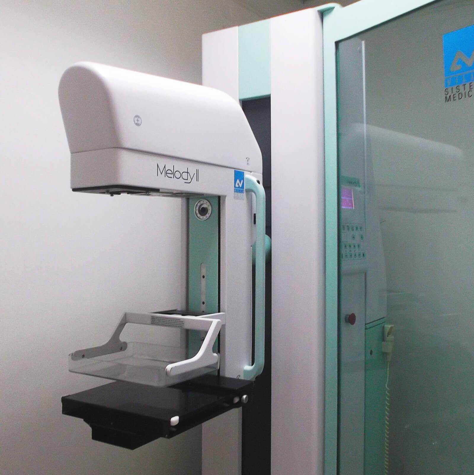 Equipement | Mammographe numérique